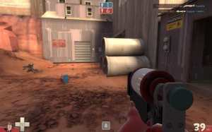 Arena Mode Team Fortress 2