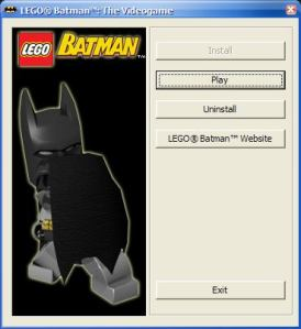 Batman Lego Review
