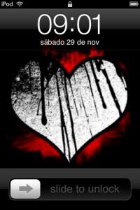 jailbroken ipod screenshots