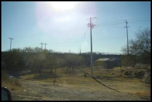El norte de México