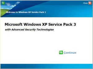 tweaking windows xp sp3