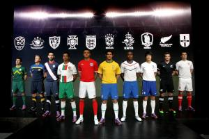 NIKE INTRODUCES 2010 NATIONAL TEAM KITS