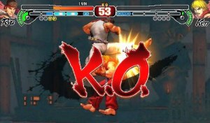 Strret Fighter IV en el iPhone