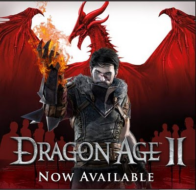 dragon age II released