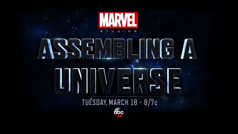 "Marvel Studios Assembling A Universe ""Assembling the Team"""