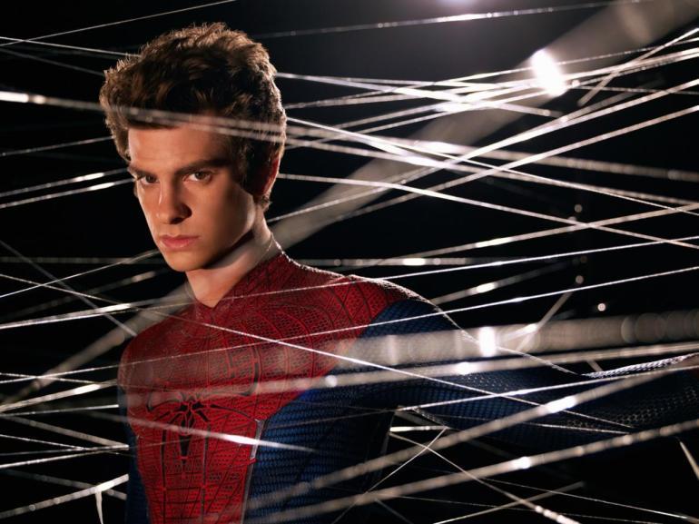 Becoming Peter Parker