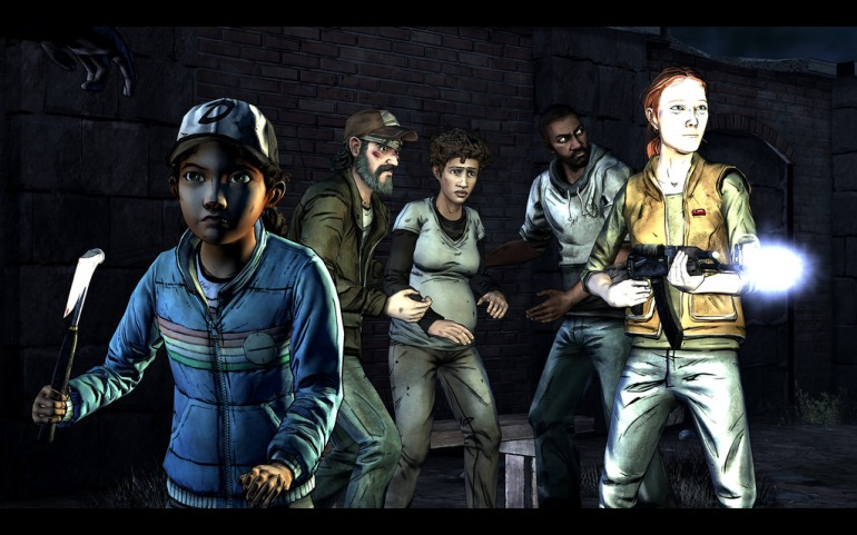The Walking Dead Season Two: In Harm's Way
